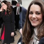 『ヘアスタイル髪型: ロングヘア』イギリスのキャサリン妃