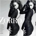 イリーナ・シェイク、C・ロナウドの彼女がロシア版『マリ・クレール』表紙に登場