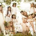 ケイト・モスの童話のようなロマンチックあふれる結婚式パート2