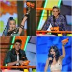 第25回ニコロデオン・キッズチョイス・アワード(Nickelodeon's 25th Annual Kids' Choice Awards)の受賞者