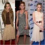 クリステン・スチュワート(Kristen Stewart)のドレスアップスタイル