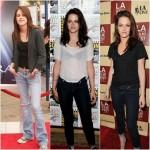 クリステン・スチュワート(Kristen Stewart)の私服ジーンズスタイル