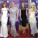 『ベストドレッサー10』 2012年ACMアワード(Academy of Country Music Awards)