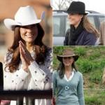 英キャサリン妃の「お帽子ルック」