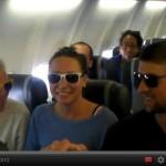 「ロンドンオリンピック」米競泳代表の動画が人気