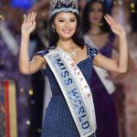 2012年ミス・ワールド、中国代表が栄冠に輝く