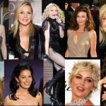 50才以上最もセクシーな女性は、誰?