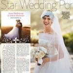 アン・ハサウェイ、結婚式の写真が公開!