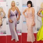 『アメリカン・ミュージック・アワード2012』レッドカーペット、ベストドレッサーは?
