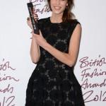 アレクサ・チャン、ブリティッシュ・スタイル賞を3年連続で受賞