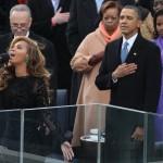 ビヨンセ、オバマ大統領の就任式で国歌独唱「動画あり」