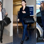 ミランダ・カー、最新スナップ空港ファッション