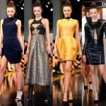 ミランダ・カー、『デビッド・ジョーンズ』2013秋冬ファッションショーに登場