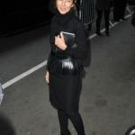 ニーナ・ガルシア&ニューヨーク・ファッション・ ウィーク