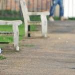 デビッド・ベッカム、愛娘ハーパーちゃんと公園でサッカー