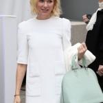 ナオミ・ワッツ、『ルイ・ヴィトン』ファッションショーに出席