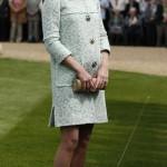 キャサリン妃が大きなおなかで催しに出席