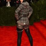 マドンナ、パンツ履いてない?!『2013 Met Gala』に出席