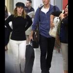 エマ・ワトソン、スッピンもかわいい!恋人と空港に登場