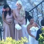 レディー・ガガ、親友の結婚式でブライズメイドに