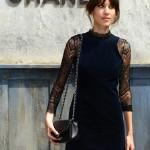 アレクサ・チャン、カクテルドレスで『CHANEL・シャネル』2013-2014秋冬コレクション登場