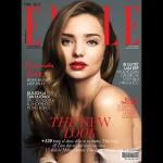 ミランダ・カー、ベトナム『ELLE』9月号の表紙を飾る
