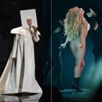レディー・ガガ、貝殻ビキニでオープニングを飾った『2013 MTV Video Music Awards 』