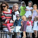 サラ・ジェシカ・パーカー、大人に負けない!双子の娘ちゃんの最新ファッションスナップ
