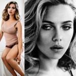 スカーレット・ヨハンソン、男性誌で「2013年最も セクシーな女性」に!