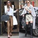 ミランダ・カー、最新ファッション・私服チェック★パリ・ファッションウィークにて