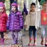 サラ・ジェシカ・パーカー、双子の娘ちゃんの最新通学ファッション