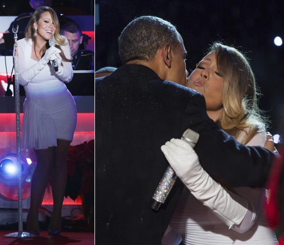 Mariah-Carey-Obama