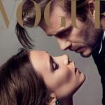 ヴィクトリア・ベッカム、編集長に★ベッカム夫妻が『ヴォーグ』誌の表紙を飾る