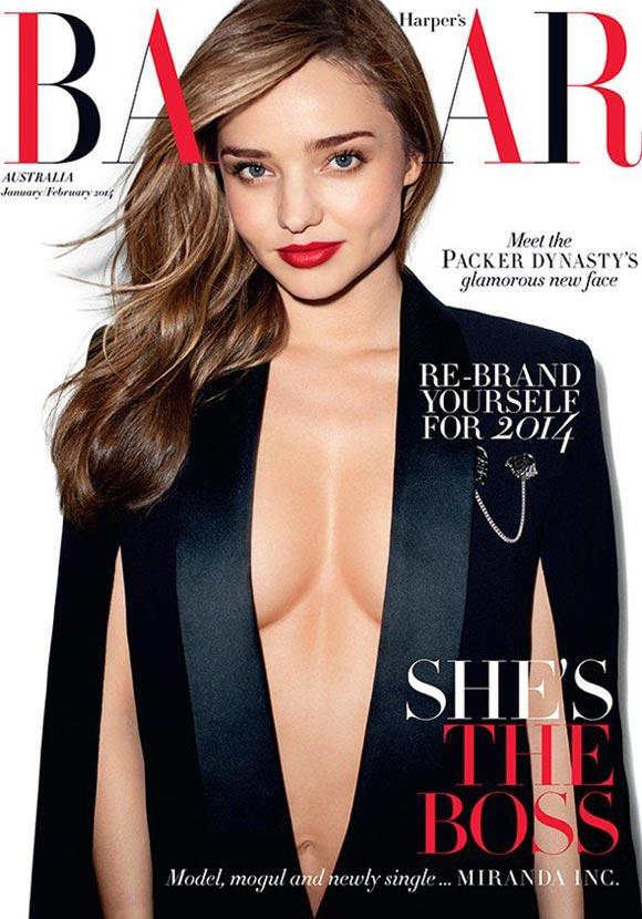 miranda-kerr-Harpers-Bazaar-cover