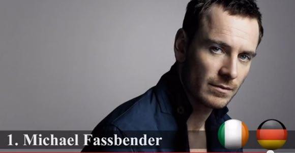 2013-Most Handsome-top1-Michael-Fassbender