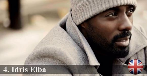2013-Most Handsome-top4-Idris Elba