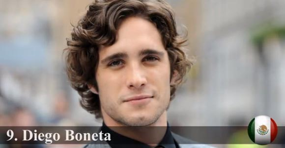 2013-Most Handsome-top9-Diego Boneta