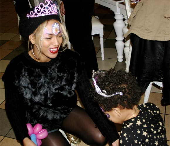 Beyonce-Blue-2nd Birthday