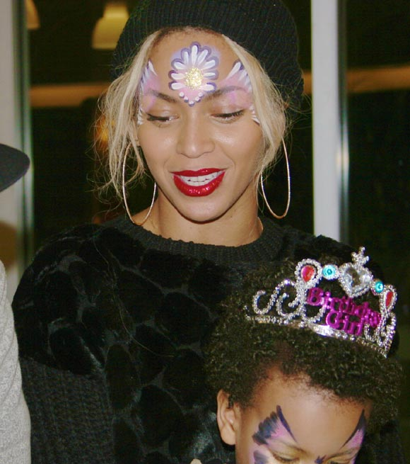 Beyonce-Blue-2nd Birthday1