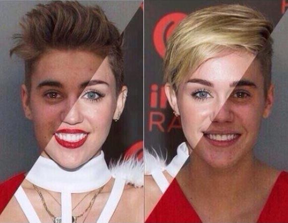 Justin-Bieber-Miley-Cyrus-twins