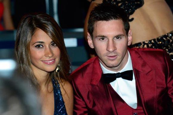 Messi-Antonella