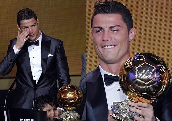 Ronaldo-Ballon-dOr-2013-1