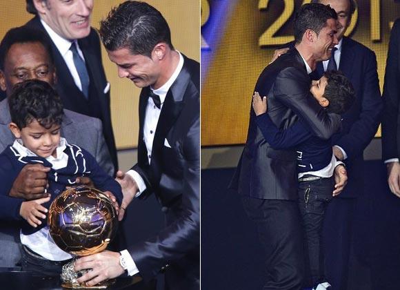 Ronaldo-Ballon-dOr-2013