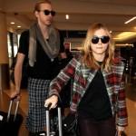 クロエ・グレース・モレッツ、サンダンス映画祭に出席のため空港に到着