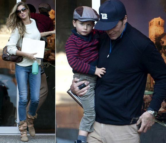 Gisele-Bundchen-Tom-Brady-son