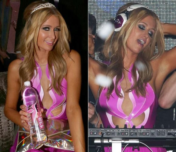 Paris-Hilton-DJs-Birthday