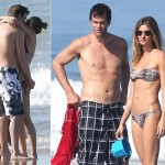 ジゼル・ブンチェン、夫のトム・ブレイディとビーチでラブラブ!