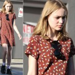 ジョニー・デップの娘、リリー・ローズ・メロディちゃんの14歳ファッション