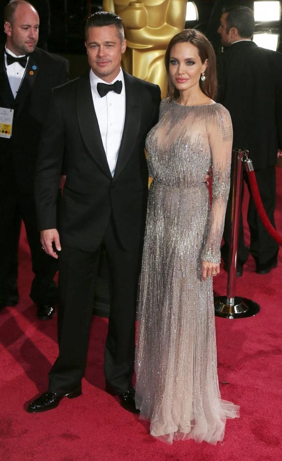 Oscars-2014-Angelina-Jolie-Brad Pitt-02