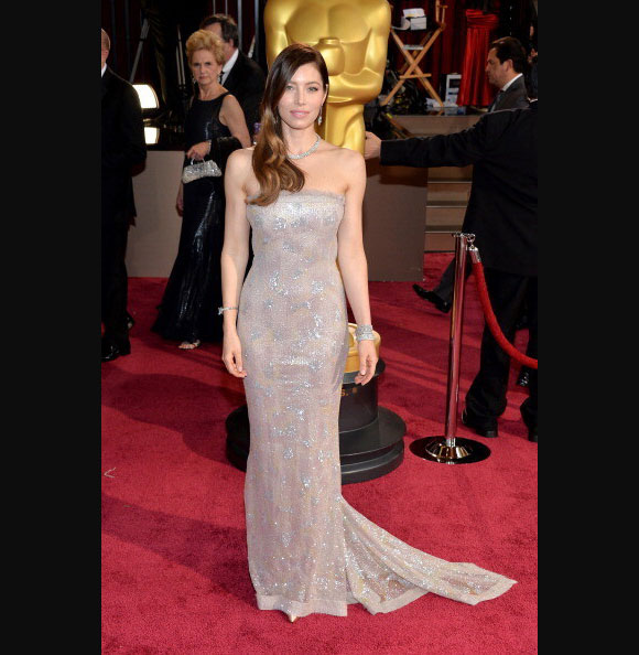 Oscars-2014-Jessica-Biel